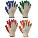 Rękawice robocze ogrodniczki
